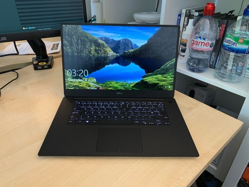 Dell XPS 15 9570 4 1 i7,16GB,512GB PCIe SSD, FHD,6 Cell Battery, 4GB GTX  1050TI | in Chelmsford, Essex | Gumtree