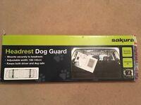 Headrest Dog Guard