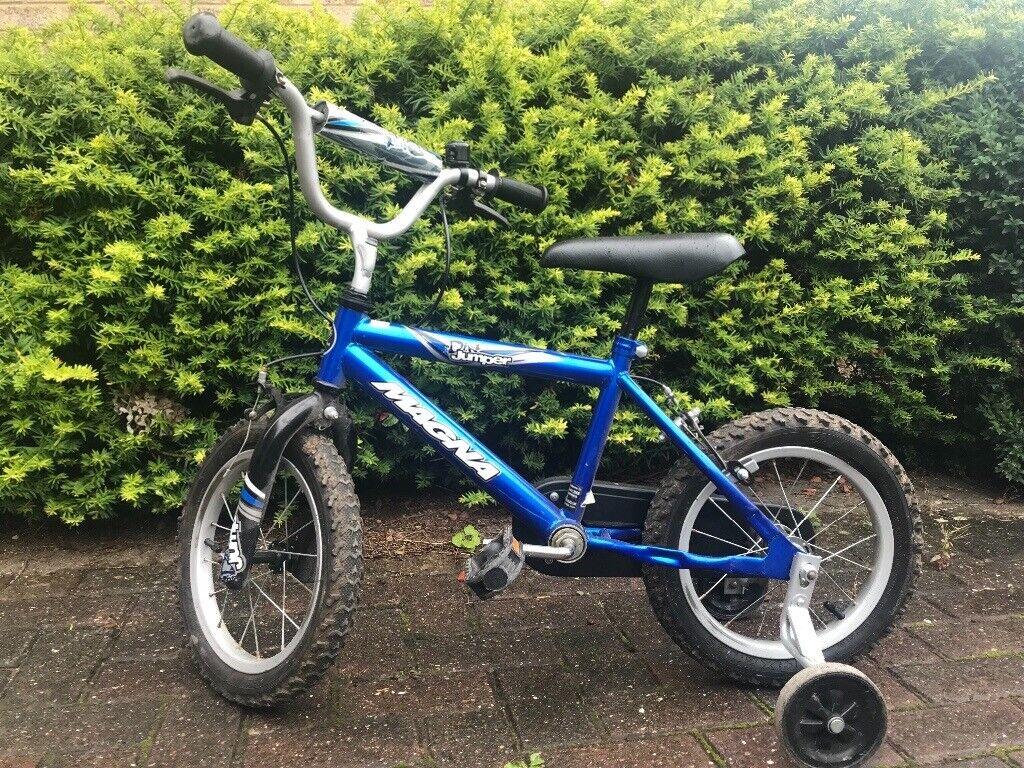 c9f03fd23c9 Bike Kids Children's Boys FREE Removable Stabilisers | in Newton ...