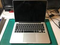 "13"" Retina MacBook Pro - 8Gb RAM - i5 2.6 GHz - 500Gb SSD - good condition!"