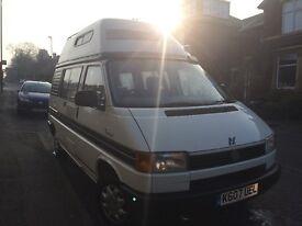VW Campervan Trident Autosleeper