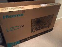 HiSense 50inch LED 1080p TV