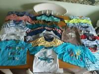 Hugh bundle of 0-3 months baby boys clothes