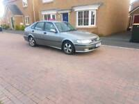Diesel Saab 9-3 with full service history,mot September 2018 ,great on fuel ,px welcome