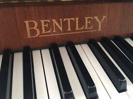 Bentley piano great condition