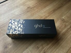 GHD IV Professional Straighteners (as new) Cost 119