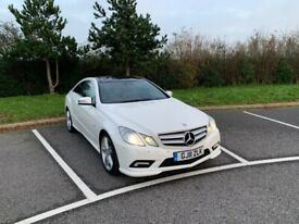 image for MERCEDES BENZ E250 2.1 SPORT AUTOMATIC SERVICE HISTORY NEW MOT