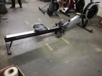 Fully servicef Concept 2 rowing machine model c with working pm2