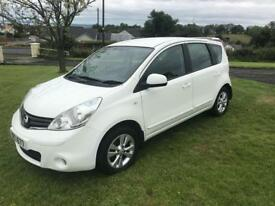 2009 Nissan 1.6 Note Acenta Auto petrol