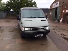 Iveco Daily Crewcab Recovery - 2.3 HPI - Top Spec - Great Coniditon