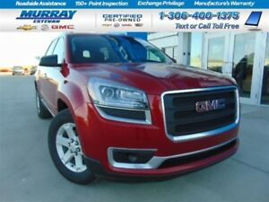 2013 GMC Acadia *AWD! *Quads! *Heated Seats! *1 owner! *PST pd!
