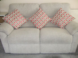 Settee, 2 seater sofa, G-Plan