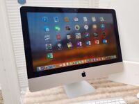 Apple iMac - High Spec Quad-Core i5 Turbo Boost to 3.6GHz - Dedicated Geforce