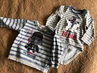 Star Wars baby bundle, 12 months