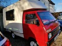 Daihatsu 850cc campervan