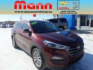 2016 Hyundai Tucson Remote start, Cruise control, Leather, Alloy