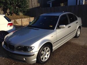 2003 BMW 318i for sale, as is! Great fixer upper! Manly Brisbane South East Preview