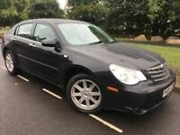 2009 Chrysler Sebring limited 2.0 crd 6 Speed 4 door saloon # full leather low mileage