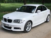 BMW 120D COUPE - 2011 - 1 YEAR MOT - LOW MILEAGE