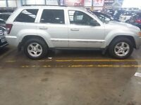 JEEP GRAND CHEROKEE CRD AUTO, LOW MILES