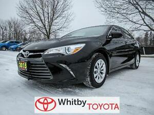 2015 Toyota Camry LE 4 cylinder