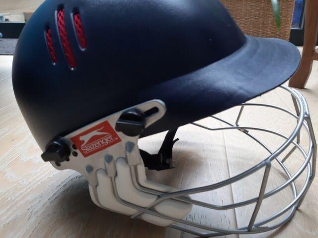 d031516e58 Cricket helmet Slazenger Pro international Mens 60-63cm, Youth 54-57cm