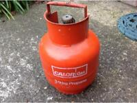 Full calor gas bottle , ideal Caravan or camping