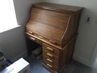 Antique Bureau Desk