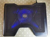 "Cool Master NBN-5228-GP - 15.4"" Notebook / Laptop Cooler Stand"