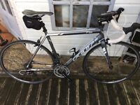 (Currently available) Felt road bike and nearly new Specialized cycling shoes £200!!!