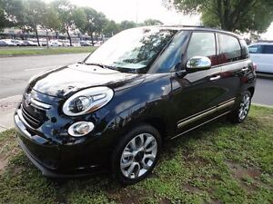 2015 Fiat 500L Lounge*REAR VIEW CAMERA*LEATHER SEATS