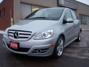 2009 Mercedes-Benz B-Class B200 Turbo Pano Roof 17Alloys