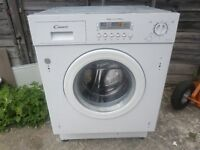 Candy CWB714D Washing Machine 7Kg 1400 Spin
