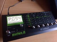 Waldorf Pulse 2 Analog Synthesizer Excellent / Mint Condition