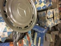 Various 80's Mercedes parts all brand new also Volvo scania volkswagen bmc
