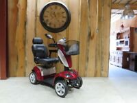 2019 Kymco Agility 8 Mph Mobility Scooter ( 15 Miles From New )