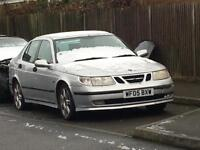 2005 SAAB 9-5 STARTS AND DRIVES QUICK SALE EXPORT CHEAP RUNNER BARGAIN 9-3 93 95