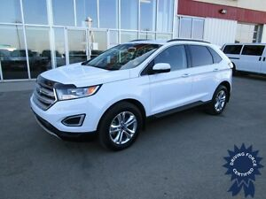 2016 Ford Edge SEL AWD w/Leather Heated Front Bucket Seats