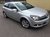 Vauxhall Astra 1.6 i 16v Design Sport Hatch 3dr Half Leather Alloys Aux Cd Air-Con