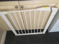 Mothercare safety gate x 2