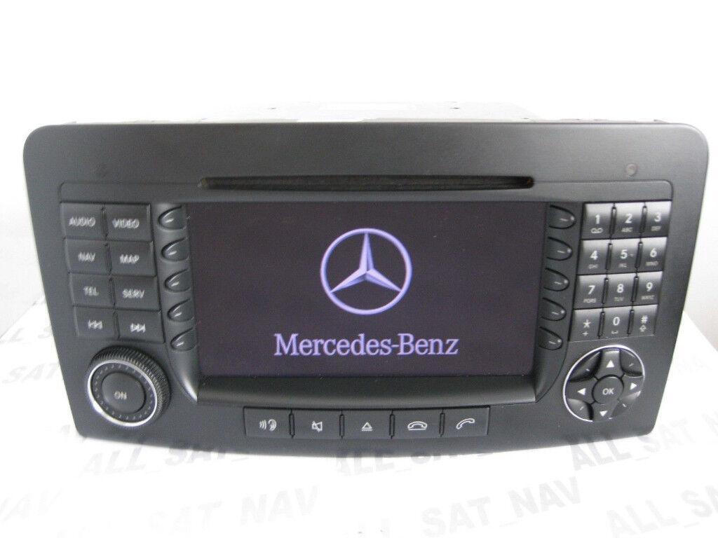Mercedes Benz Comand APS NTG2 navigation system | in Belfast City Centre,  Belfast | Gumtree