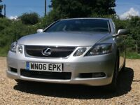 Lexus GS 300 2006 3.0 (Up for auction on ebay)