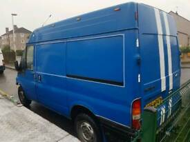 Ford transit t260 100 2004 2005 van breaking for parts only