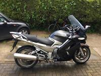 FJR1300A FSH MoT 1 Previous (Police Force) owner