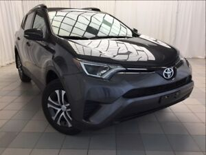 2016 Toyota RAV4 LE AWD: Complete Alignment, New Tires.