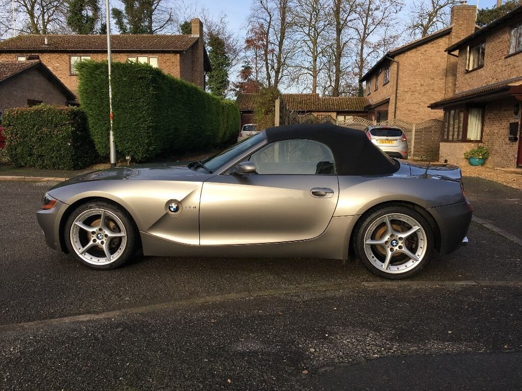 BMW Z4 2.5i 2003, FSH, VGC, LOW MILEAGE, MANUAL, SERVICED THIS WEEK