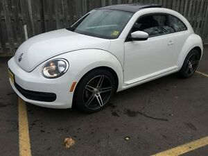 2013 Volkswagen Beetle Coupe Comfortline, Automatic, Heated Seat