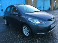 2008 Mazda 2 TS 1.4 TD , mot-July 2018,only 67,000 miles ,2 owners,fiesta,clio,corsa,punto,polo,jazz