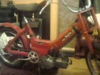 puch maxi SPARES REPAIR £200 old model as spoke wheels