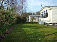 Willerby Salisbury Select 2010 static caravan